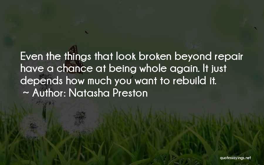Natasha Preston Quotes 1211933
