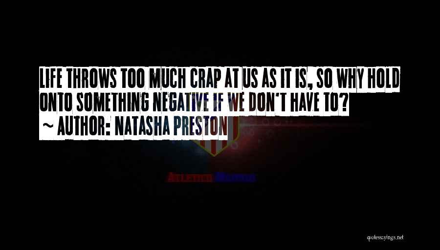 Natasha Preston Quotes 1971009