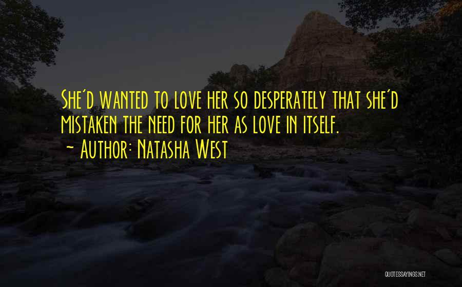 Natasha West Quotes 1880654