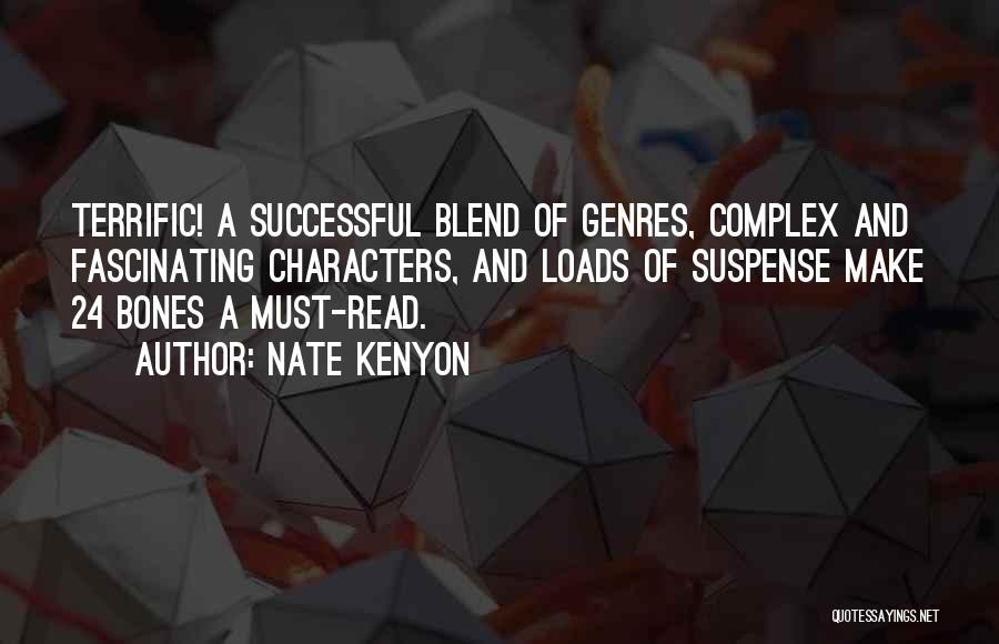 Nate Kenyon Quotes 1640095