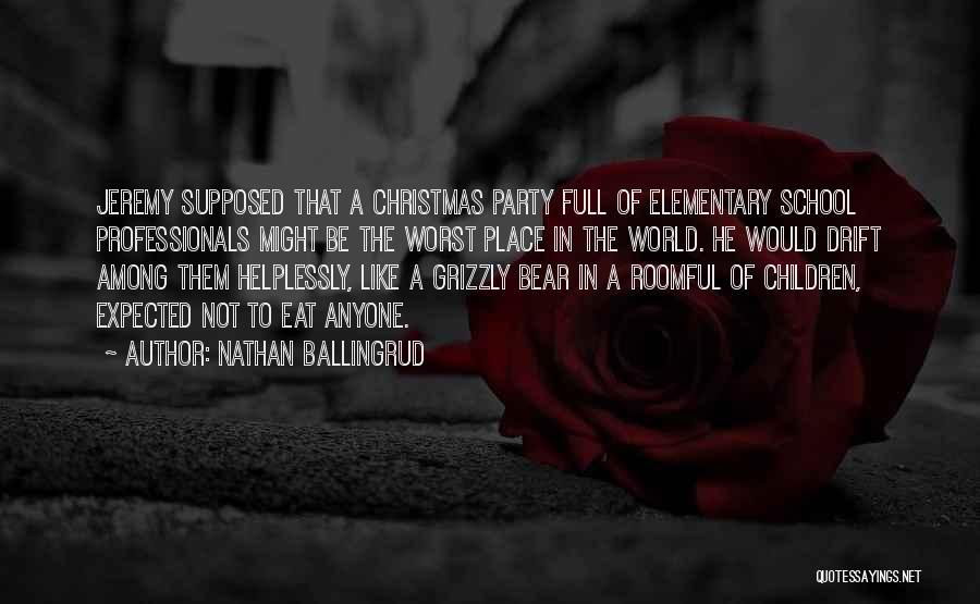 Nathan Ballingrud Quotes 833627