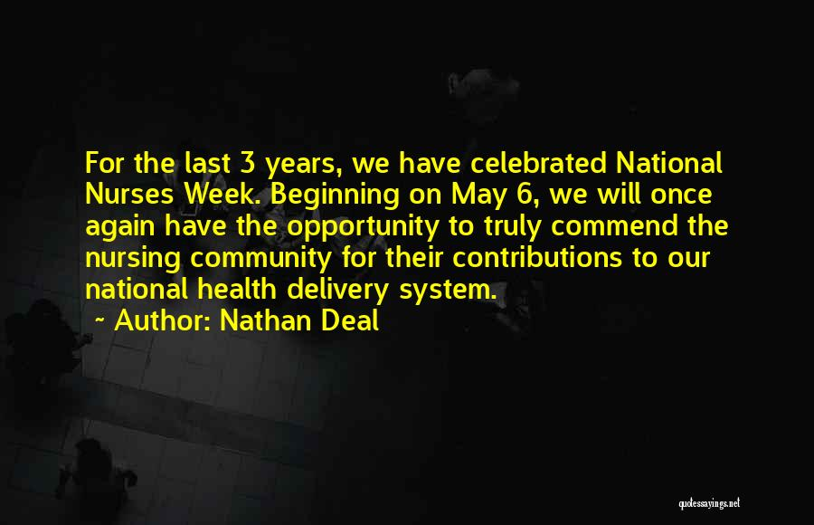 Nathan Deal Quotes 93084
