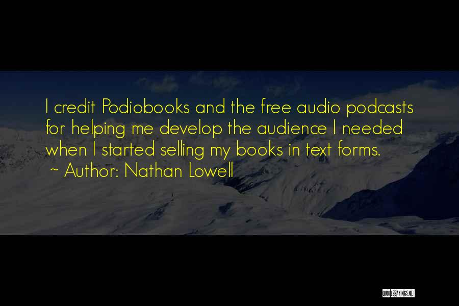 Nathan Lowell Quotes 1087839