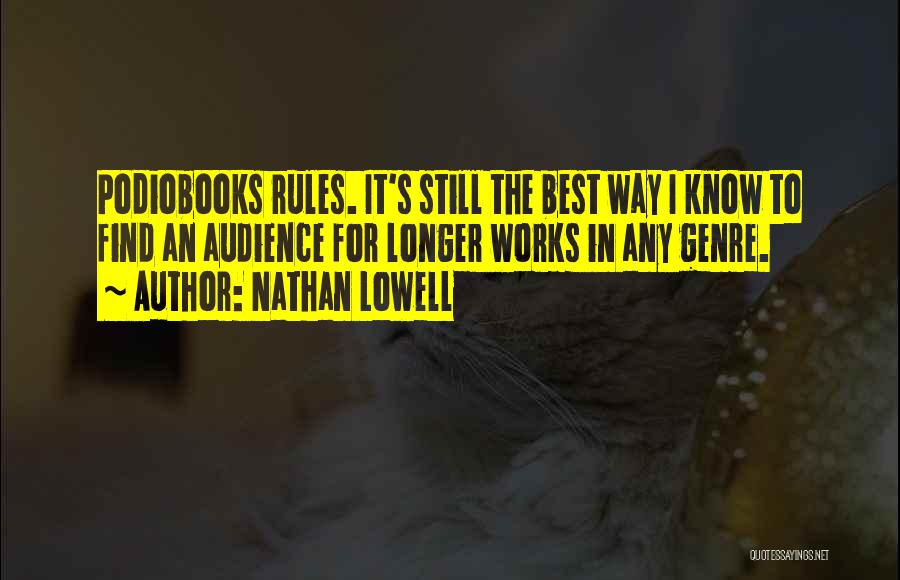 Nathan Lowell Quotes 1088089