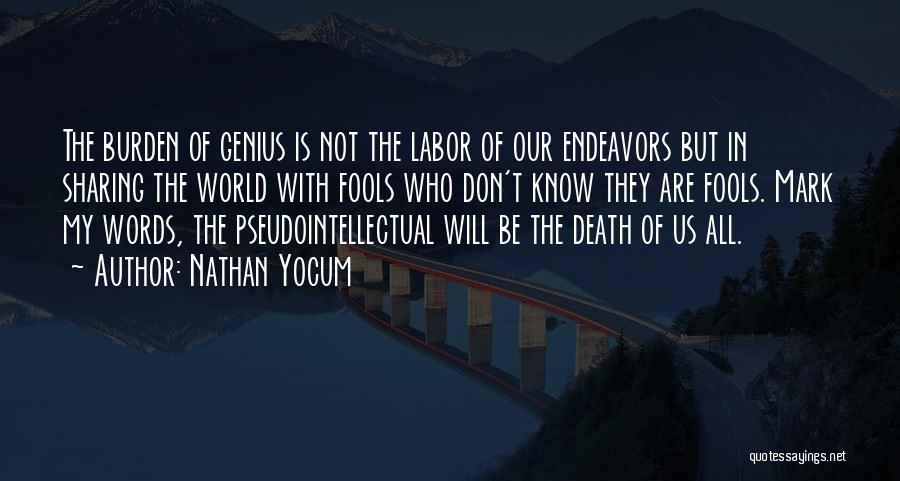 Nathan Yocum Quotes 1515927