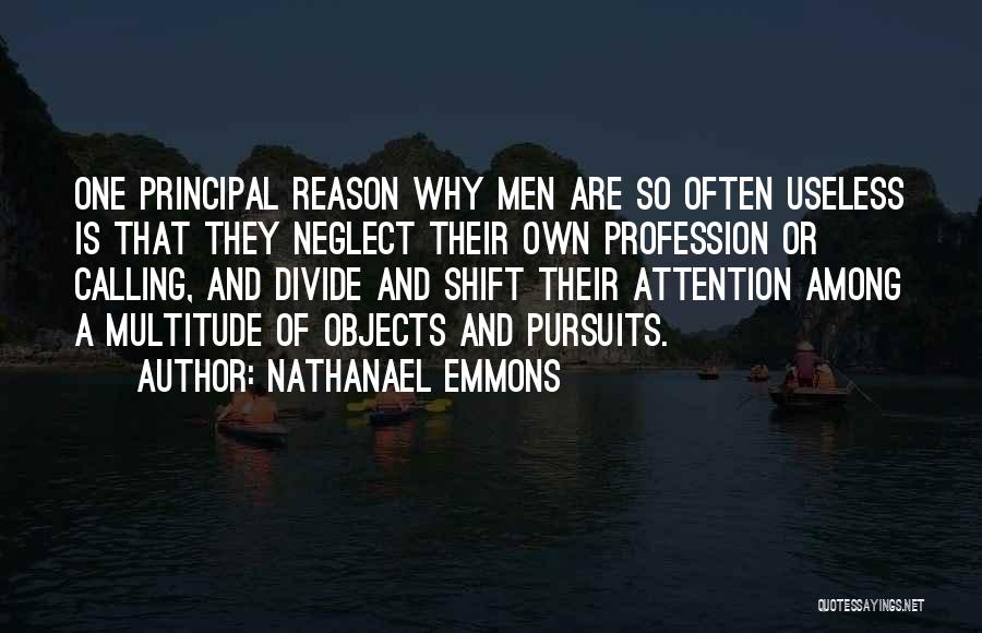 Nathanael Emmons Quotes 1267108