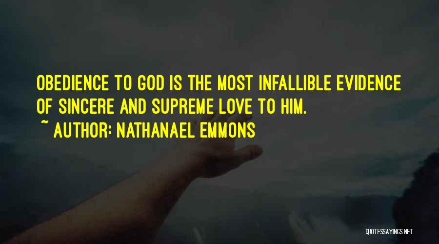 Nathanael Emmons Quotes 1304973