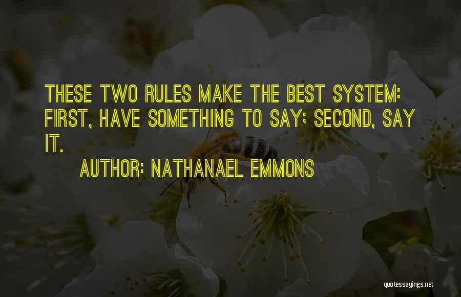 Nathanael Emmons Quotes 1352217
