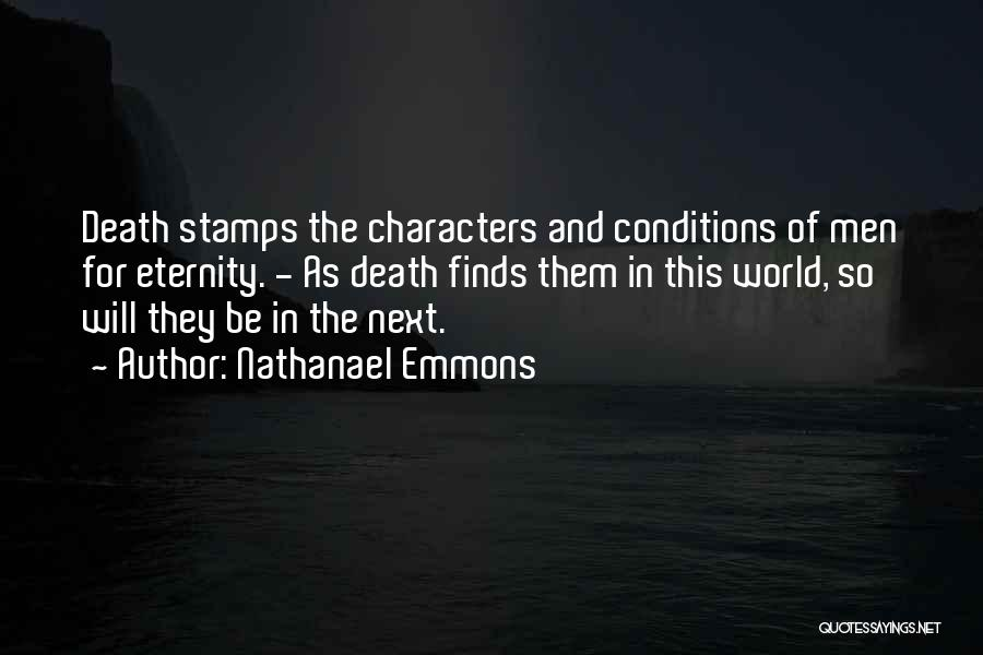 Nathanael Emmons Quotes 1369624