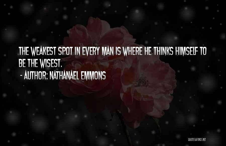 Nathanael Emmons Quotes 1400712
