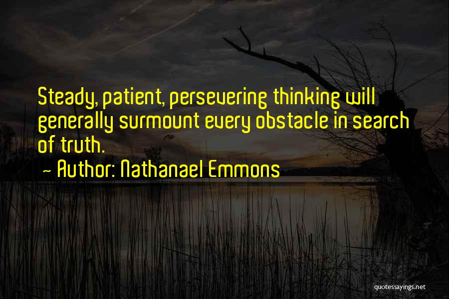 Nathanael Emmons Quotes 1460903