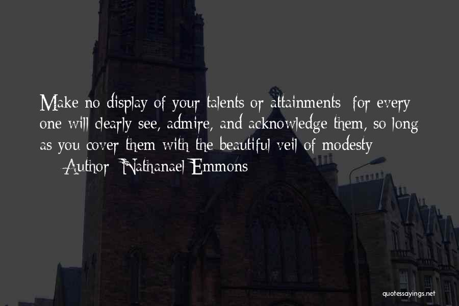Nathanael Emmons Quotes 165312