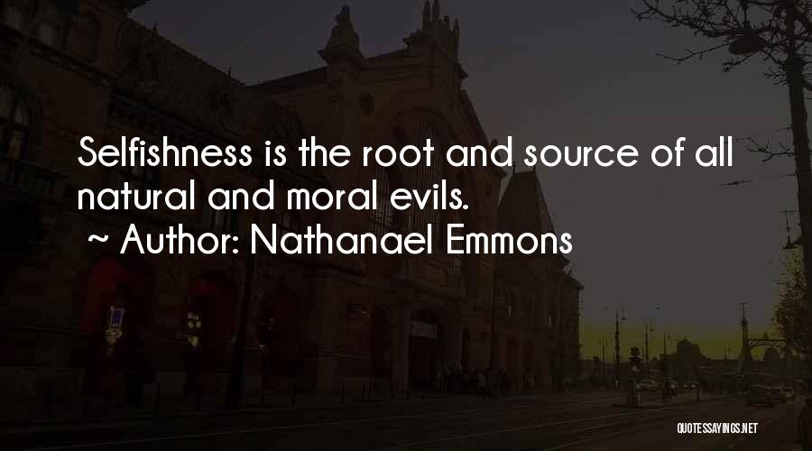 Nathanael Emmons Quotes 1730252