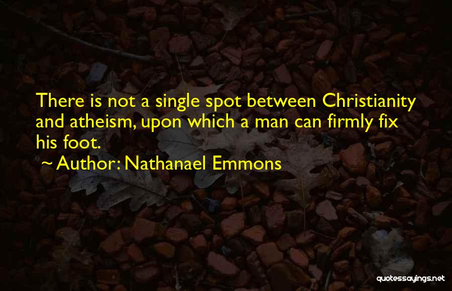 Nathanael Emmons Quotes 1767077