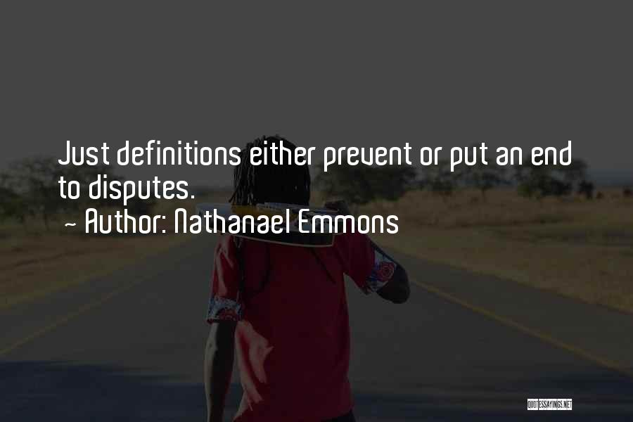 Nathanael Emmons Quotes 2027382