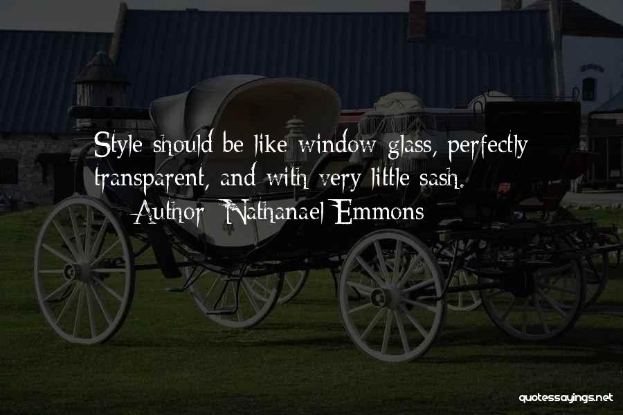 Nathanael Emmons Quotes 2102876