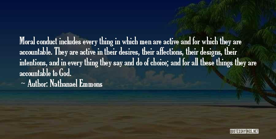 Nathanael Emmons Quotes 428954
