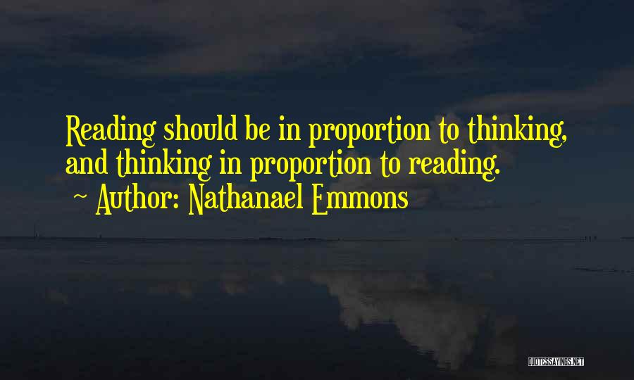 Nathanael Emmons Quotes 842093