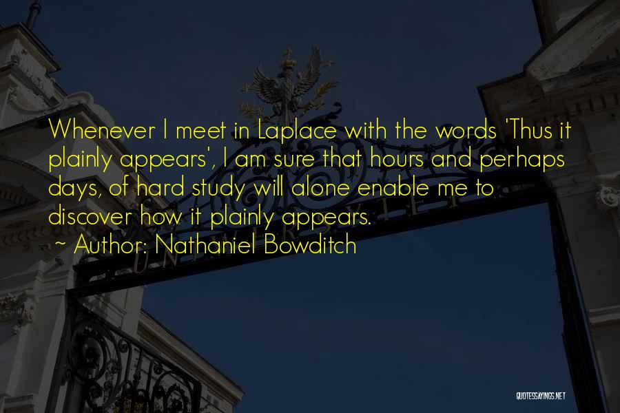 Nathaniel Bowditch Quotes 1011356