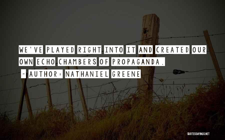 Nathaniel Greene Quotes 951487