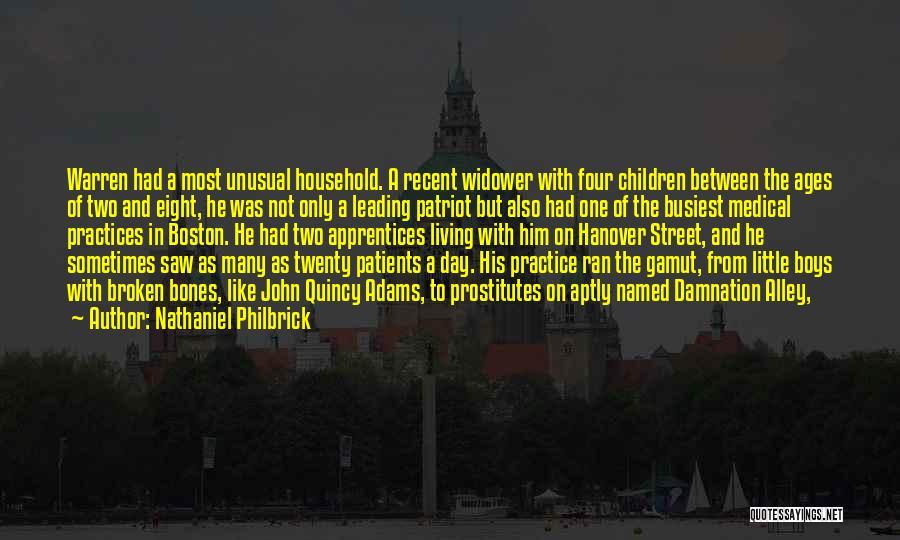 Nathaniel Philbrick Quotes 1025734