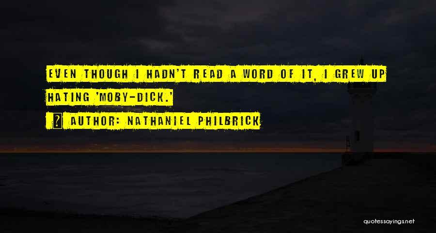 Nathaniel Philbrick Quotes 1223056