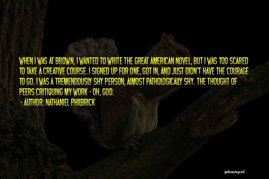 Nathaniel Philbrick Quotes 1252548