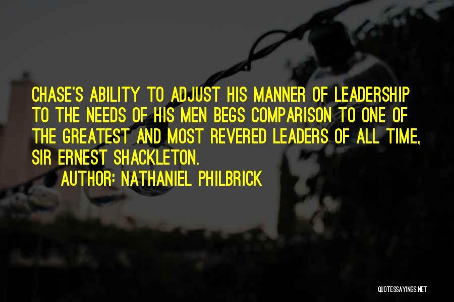 Nathaniel Philbrick Quotes 1278324