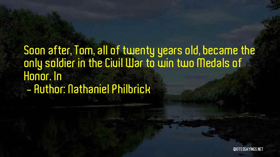 Nathaniel Philbrick Quotes 1798612