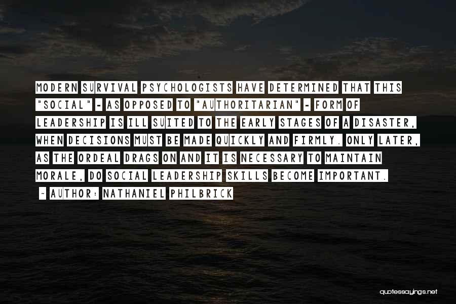 Nathaniel Philbrick Quotes 1919421