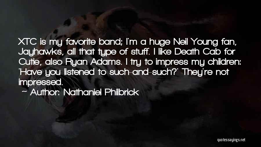 Nathaniel Philbrick Quotes 1954079