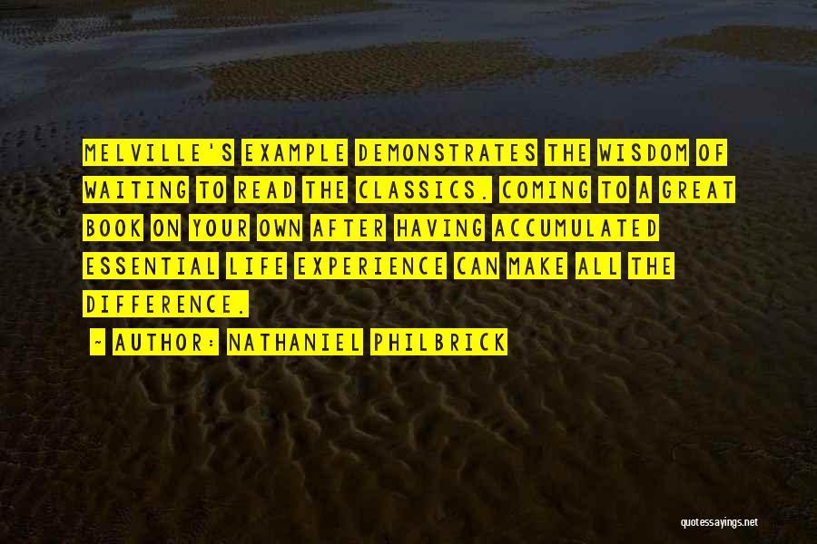 Nathaniel Philbrick Quotes 1968706