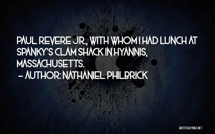 Nathaniel Philbrick Quotes 2058315