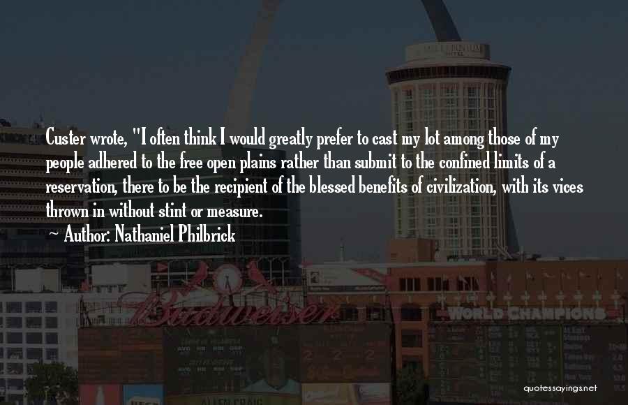 Nathaniel Philbrick Quotes 2271595