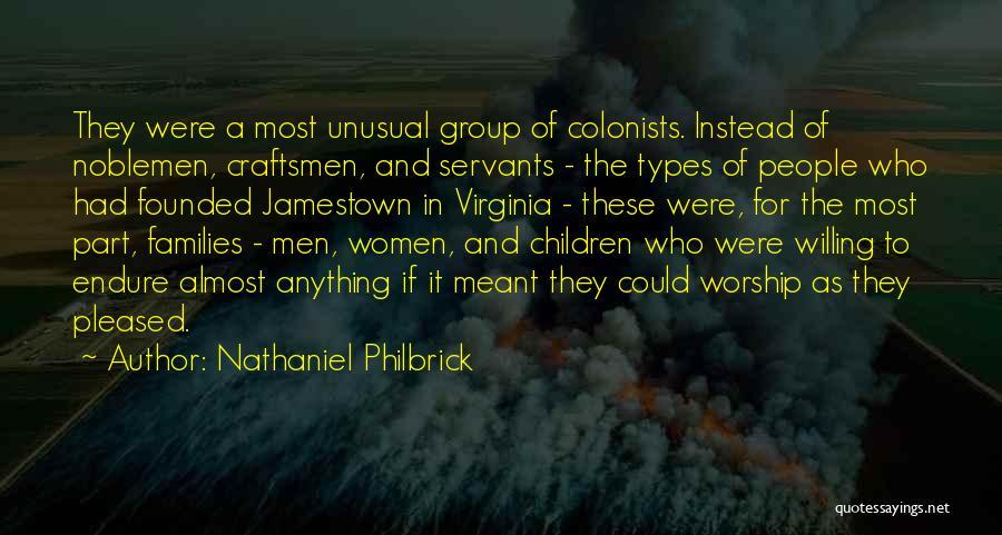 Nathaniel Philbrick Quotes 301480
