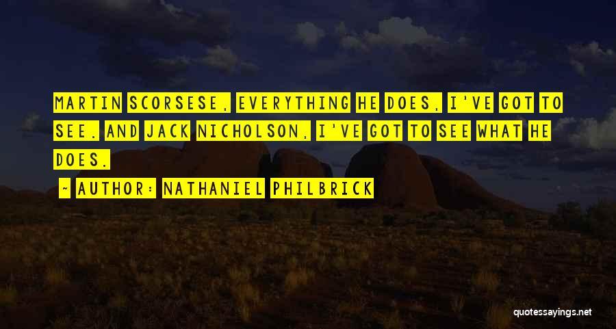 Nathaniel Philbrick Quotes 324456