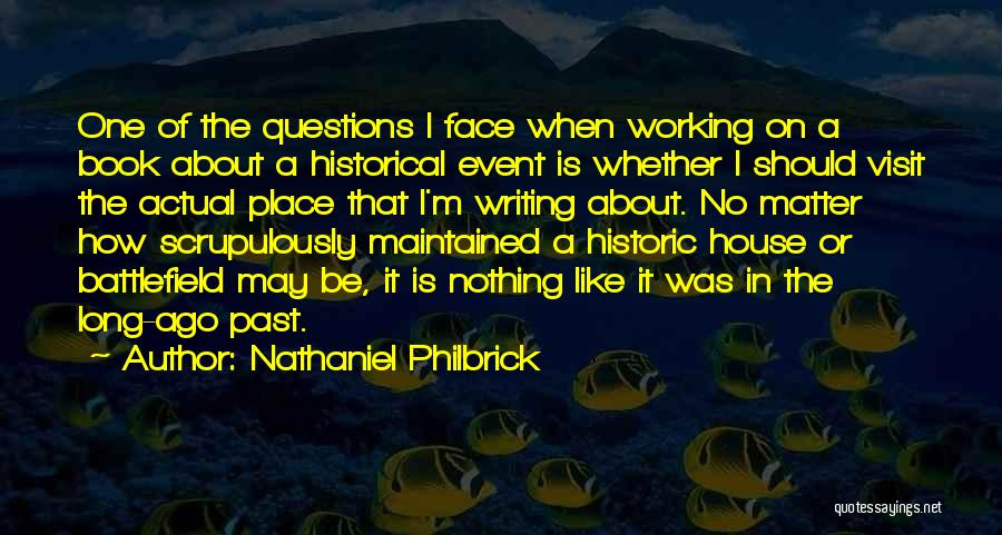 Nathaniel Philbrick Quotes 78982