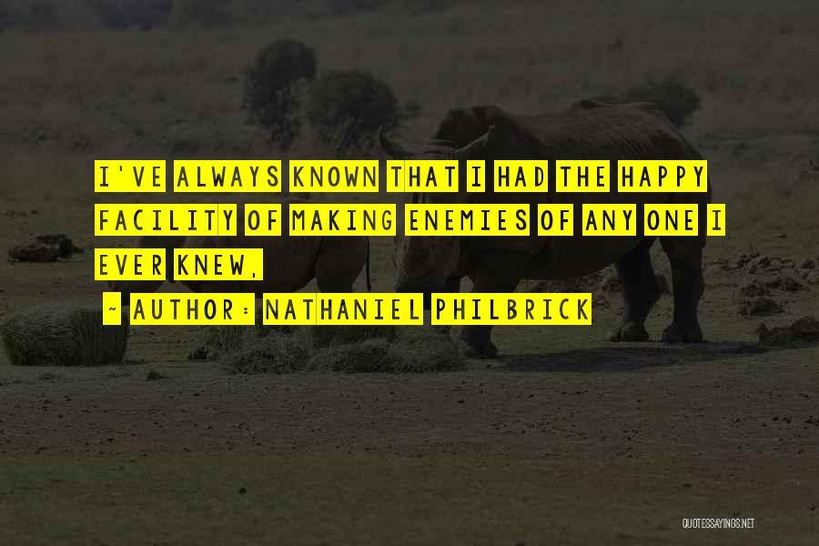 Nathaniel Philbrick Quotes 879240