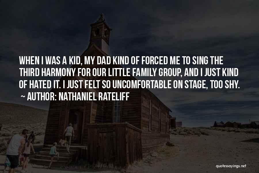 Nathaniel Rateliff Quotes 1650559