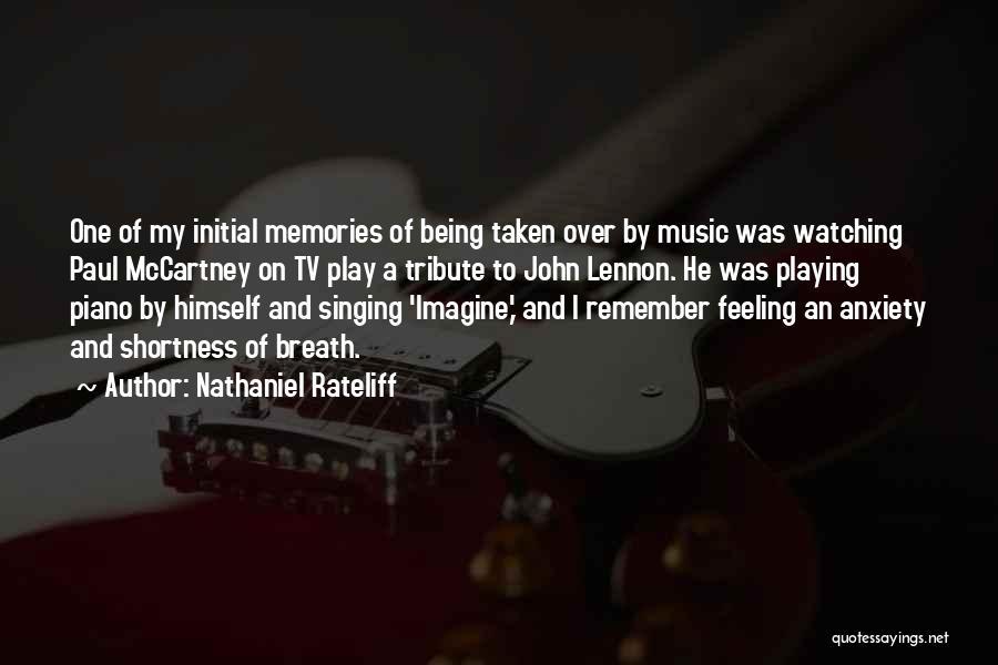 Nathaniel Rateliff Quotes 892237