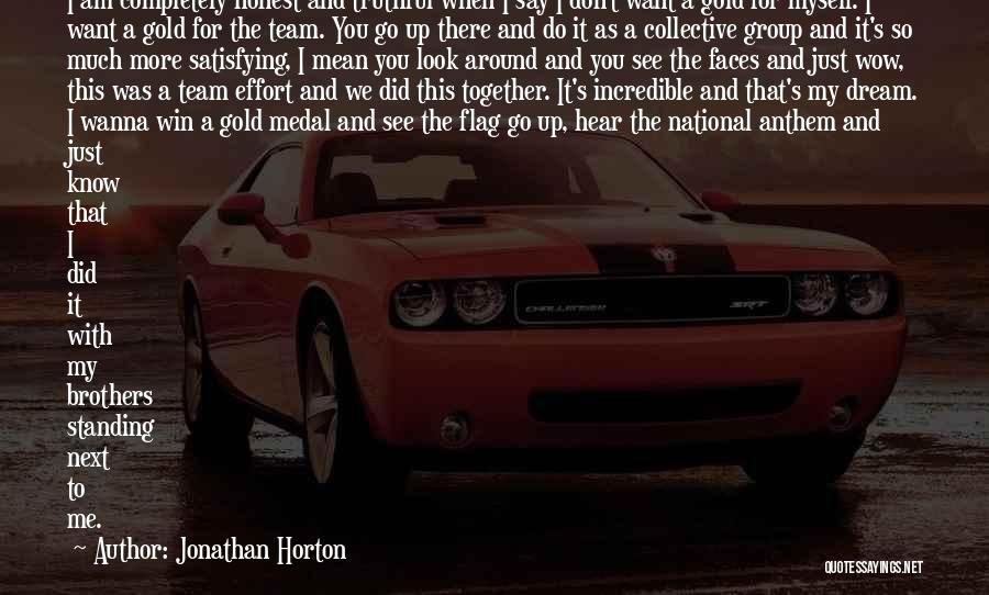 National Anthem Quotes By Jonathan Horton