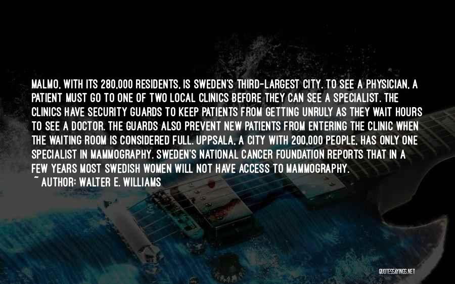 National Guards Quotes By Walter E. Williams
