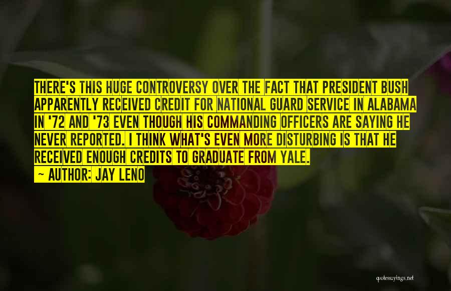 National Service Quotes By Jay Leno