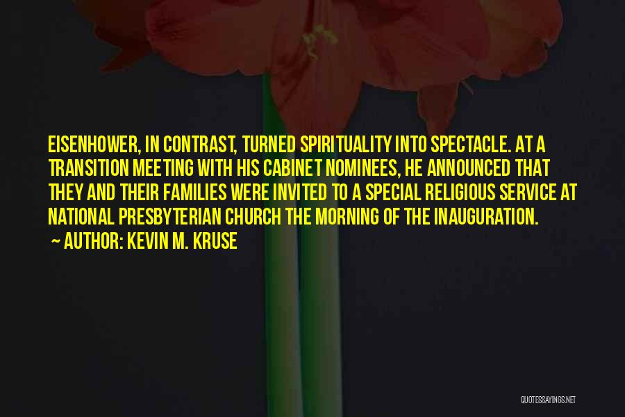 National Service Quotes By Kevin M. Kruse