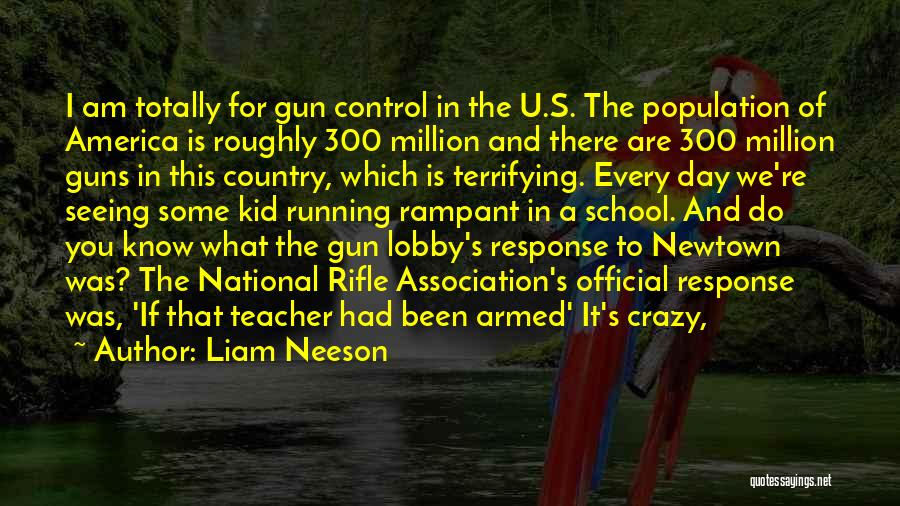 National Teacher Day Quotes By Liam Neeson