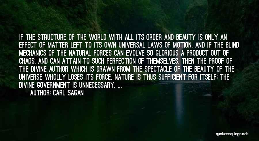 Natural Beauty Product Quotes By Carl Sagan