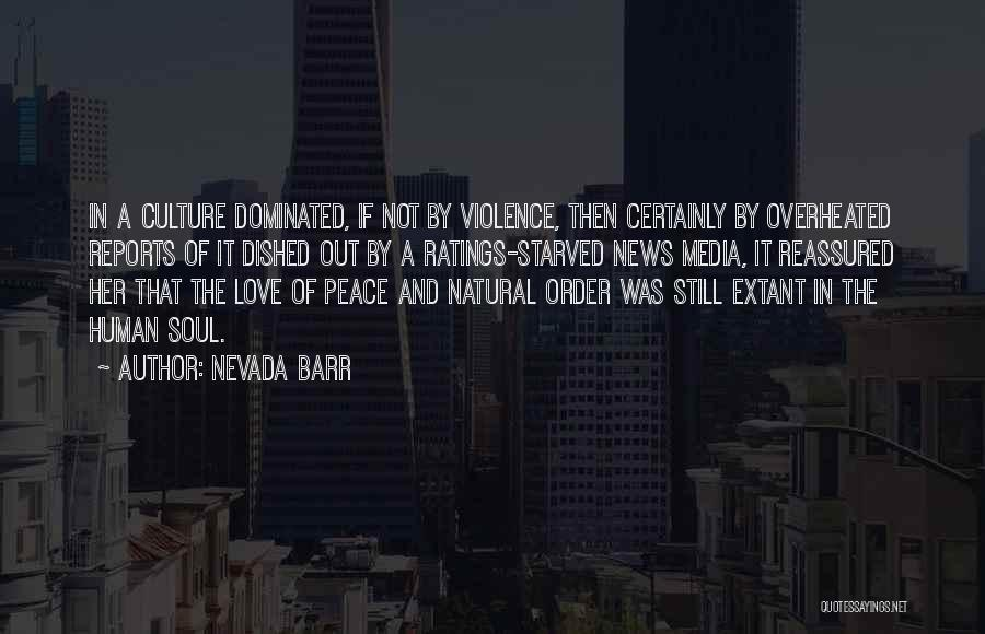 Natural News Quotes By Nevada Barr