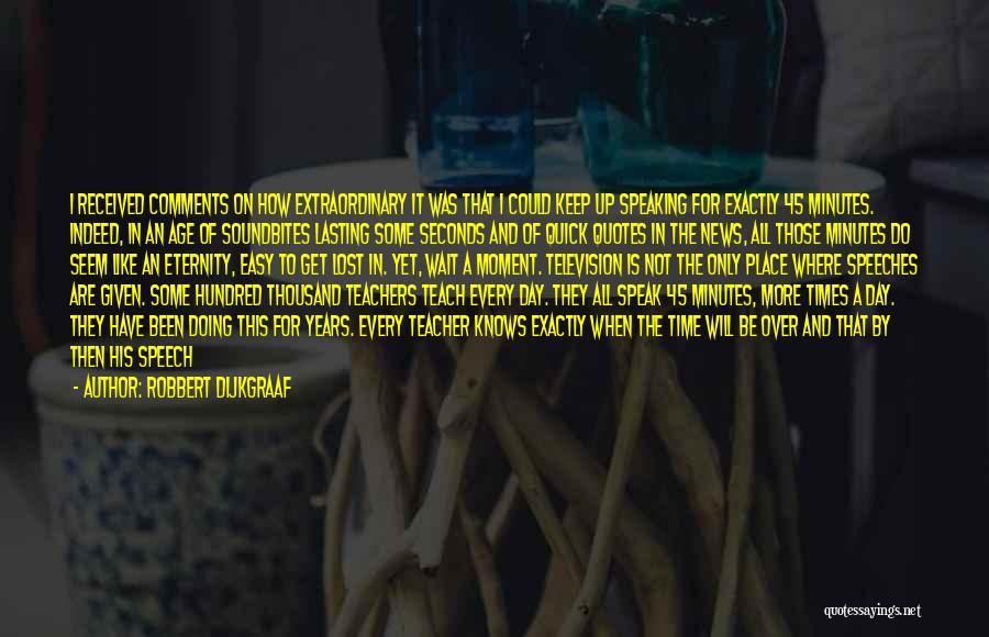 Natural News Quotes By Robbert Dijkgraaf