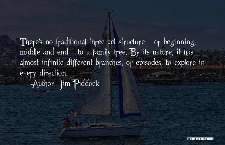 Nature And Family Quotes By Jim Piddock