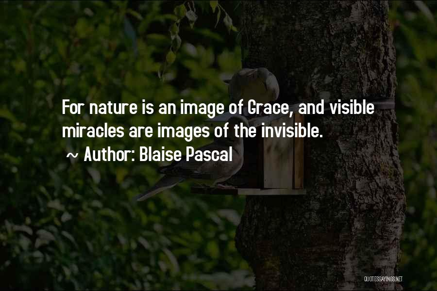 Nature Images Quotes By Blaise Pascal